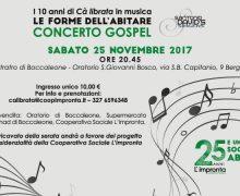 Concerto gospel sabato 25 novembre